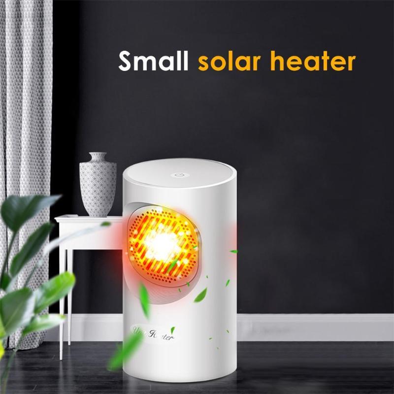 Calentador Solar de pantalla táctil calentador de hogar portátil máquina de soplador de frío caliente