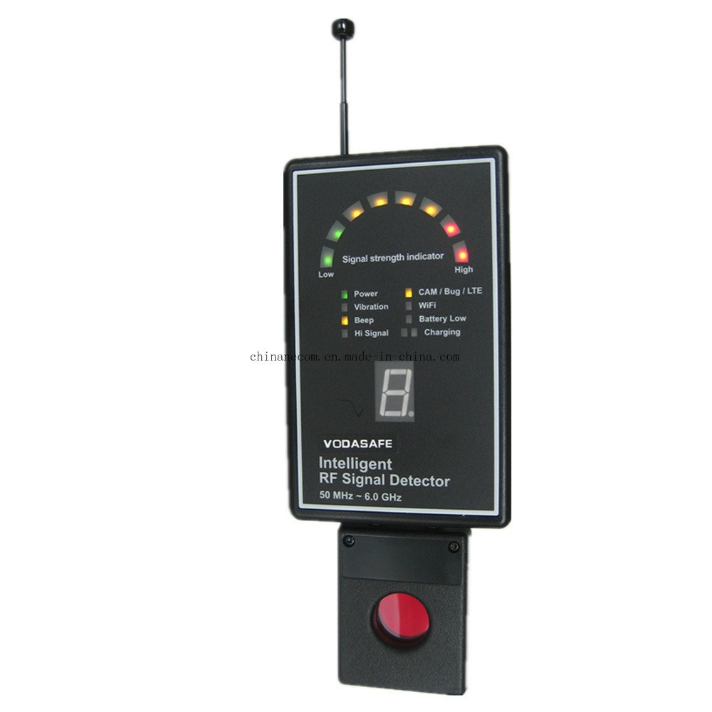 New Arrival RF Signal Detector Lens Finder Expert 3G 2100 Detection 2G/3G/4G GPS Tracker Bug Detector Anti Candid Full Range enlarge