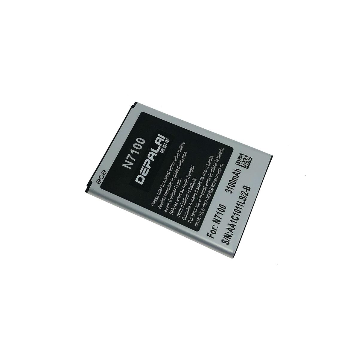 EB595675LU Replacment Battery for Samsung Galaxy Note 2 Note2 Note II N7100 N7102 GT-N7105 Internal Batteries 3100mAh enlarge