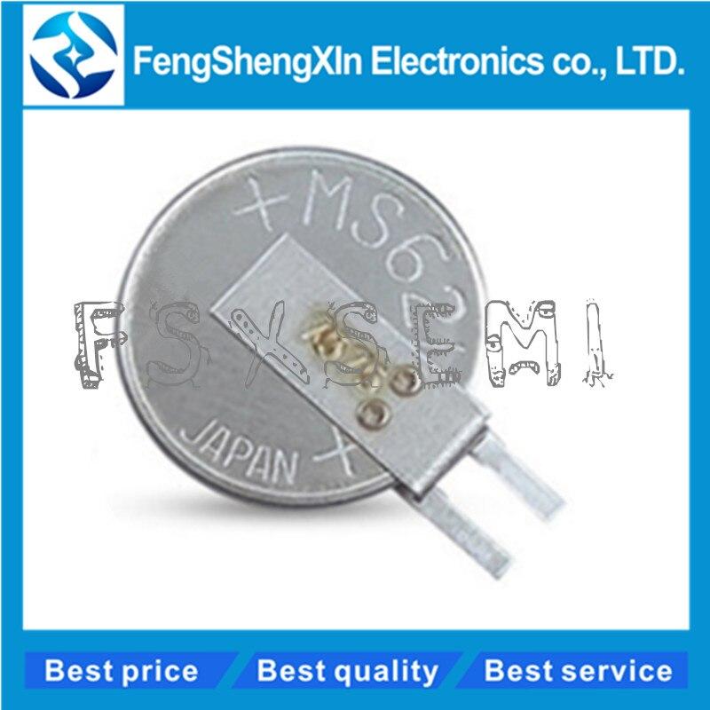 2 pçs/lote Novo MS621FE-FL11E MS621 MS 621FE MS621FE 3V Back up Da Bateria Recarregável