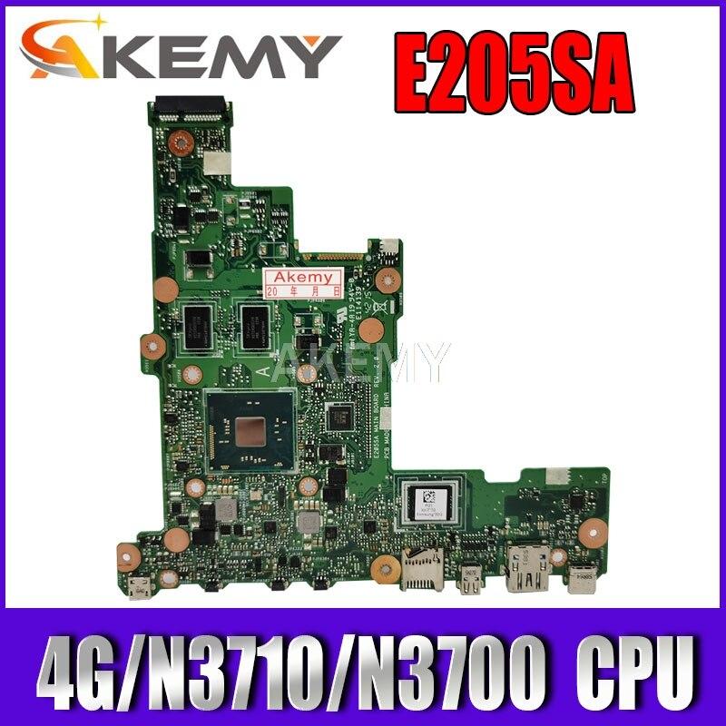 Placa-mãe do Portátil para Asus Akemy Mainboard Placa-mãe 4g – N3710 N3700 32g Ssd90nl0080-r04200 Tp200sa E205sa E205s