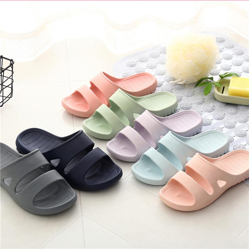 Shoes Woman Shower Pool Home Shoes Soft Ultra Lightweight Bath Home Slippers Women Shoes Тапочки Zapatos De Mujer Kapcie 2020