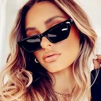 onevan retro cat eye sunglasses women 2021 brand designer eyeglasses women small vintage rectangle glasses gafas de sol mujer