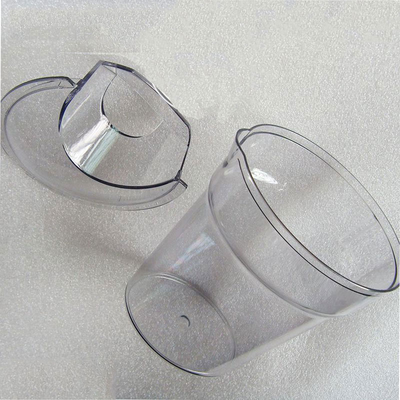 Philips-كوب عصارة بلاستيك ، كوب عصير ، HR1811 ، HR1848 ، HR1849 ، ملحقات ، جديد