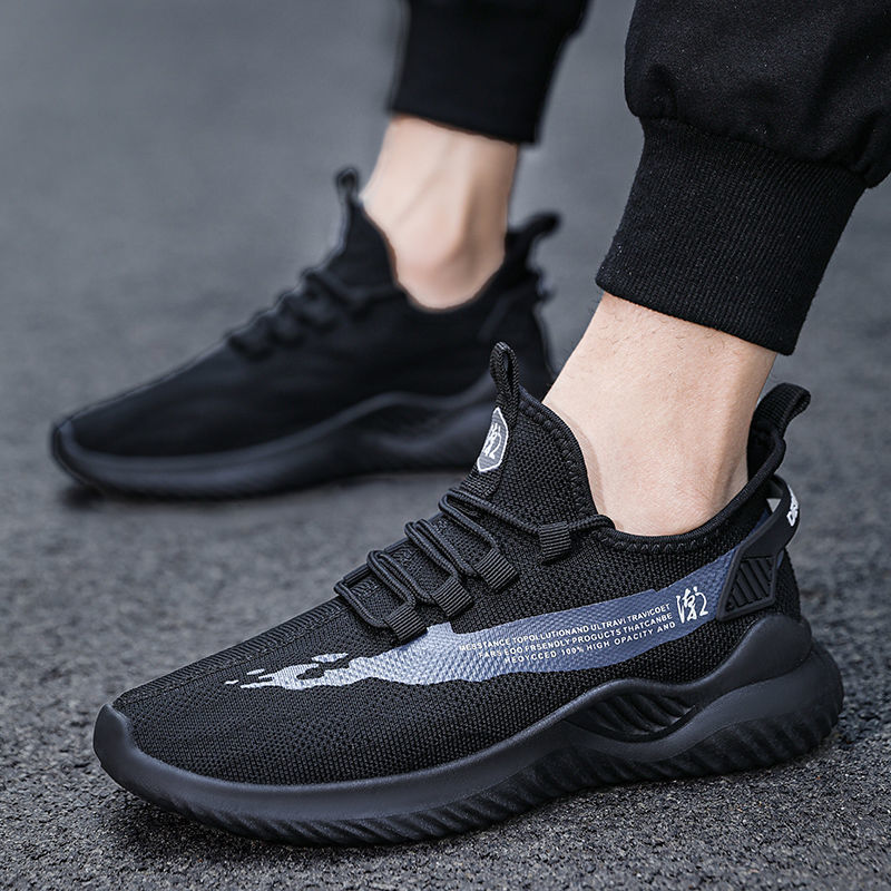Hommes légers baskets mode hommes chaussures décontractées respirant hommes chaussures marche baskets hommes Tennis hommes chaussures de créateur Sz 44