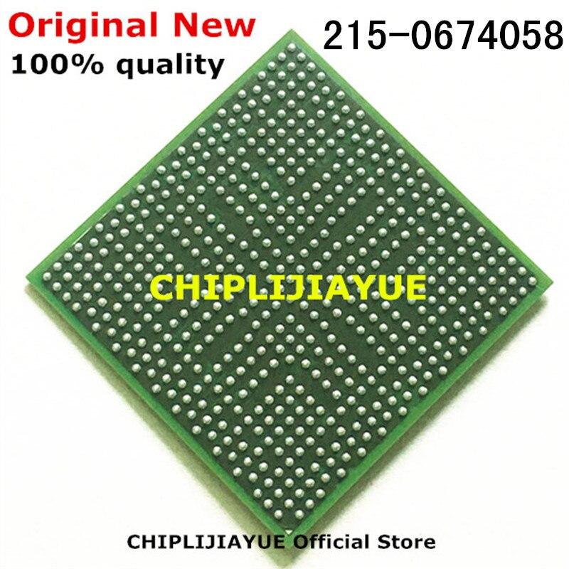1-10 Uds 100% nuevo 215-0674058, 215, 0674058 chips CI BGA Chipset