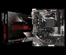 ASRock 슈퍼 합금 A320M-HDV R4.0 데스크탑 마더 보드 A320 소켓 AM4 DDR4 32G SATA3, 1 Ultra M.2 USB 3.1 VGA HDMI Micro-ATX
