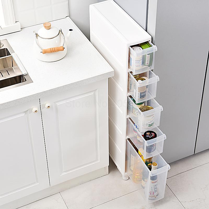 14 cm estofando rack de armazenamento toalete estreita fenda rack de armazenamento gaveta armário de armazenamento do banheiro armário de armazenamento estofando