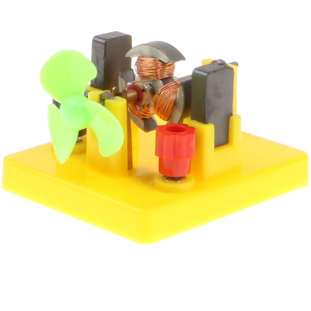 earth ceremony magnetic suspension motor solar motor mendocino motor teaching model scientific experiment Kids Children Mini Motor Fan Model Physics Science DIY Toy Experiment Kit