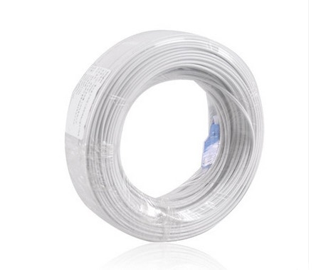 Parche de fibra óptica UPC SC Cable de caída de modo simple...