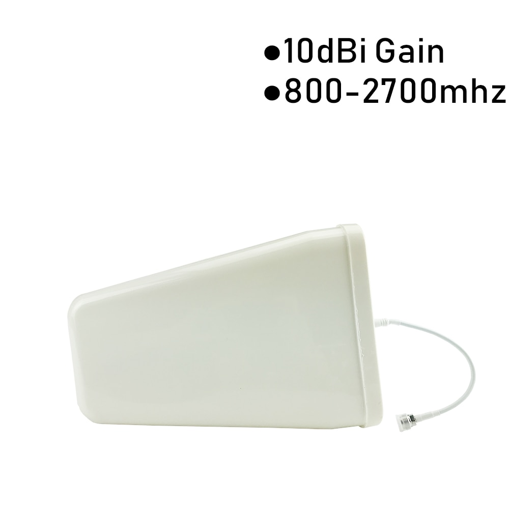 Cellular Amplifier Signal Booster Amplifier gsm 2G 3G 4G 900 1800 2100 Tri Band Repeater 4g LTE Network Antenna Tele 2 MTS 70dB enlarge