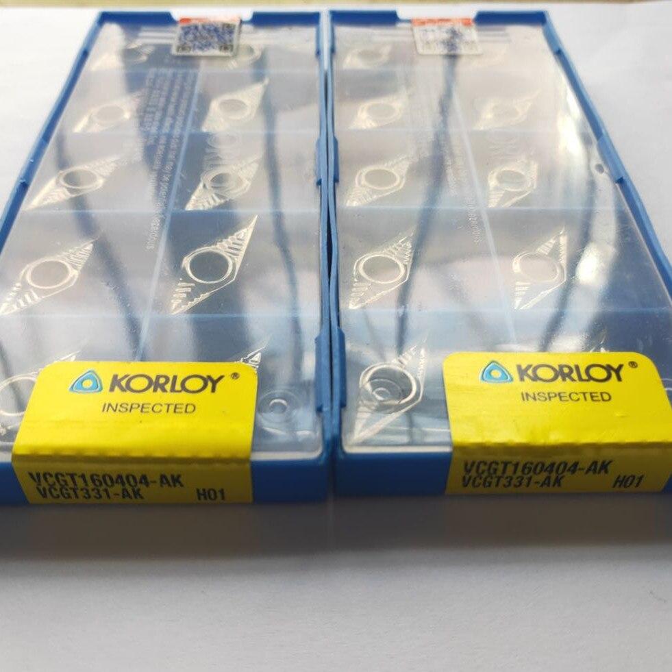 أداة تحول داخلية VCGT160402 VCGT160404 VCGT160408 AK H01, VCGT160402 VCGT160404 VCGT160408 AK H01 أدوات خراطة CNC ، قاطع ألومنيوم عالي الجودة