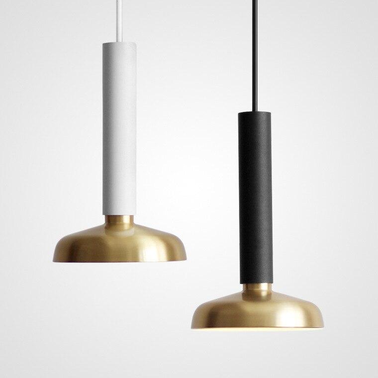 Nordic Simple Chandelier Modern American Luxury Lamp Dining Room lamp Home  Bar Balcony Creative Fashion Chandelier
