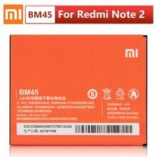Original XIAOMI BM45 Replacement Battery For Xiaomi Mi Redmi Note 2 Redrice note2 Authentic Phone Batteries 3060mAh