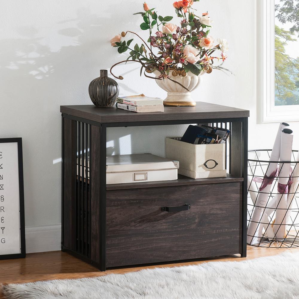 Armarios de llenado, muebles de oficina para el hogar, archivador con cajones que se adapta a archivos de tamaño carta/A4 para la entrada del dormitorio de la sala de estar