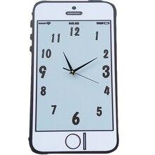 Creative Phone Shop horloge murale Design moderne grand bois silencieux dessin animé montre Pow patrouille salon Orologio Muro décor SC251