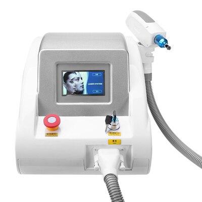 Q switch nd yag лазерная машина для удаления татуировки с 1064nm 532nm и 1220nm наконечниками для пилинга углерода и липлина бровей eyeline re