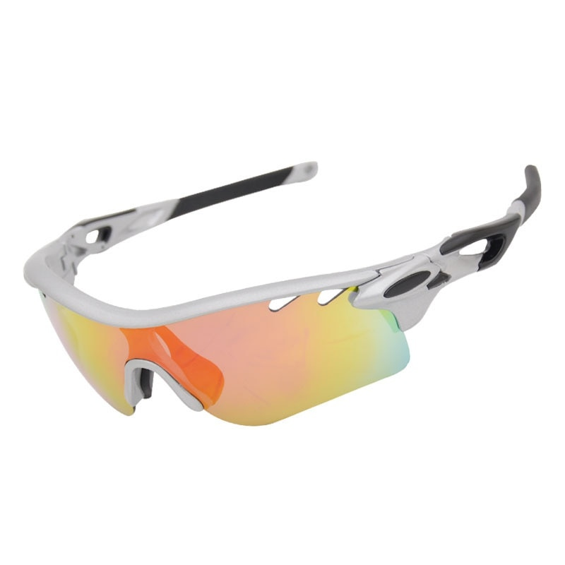 Polarized Cycling Sunglasses Sports Glasses Mountain Bicycle Goggles Windproof Anti-ultraviolet Gafas Ciclismo Cycling Equipment