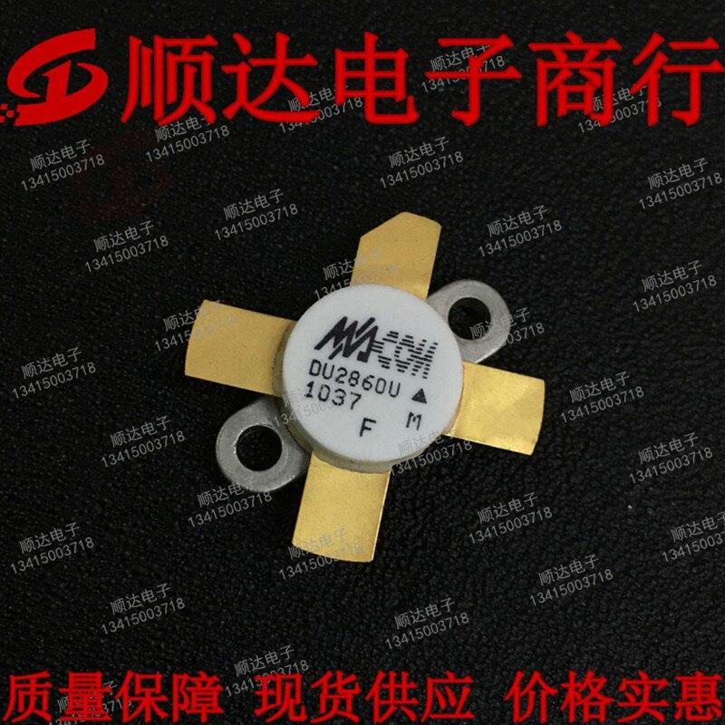 أنبوب DU2860U RF, وحدة تضخيم طاقة عالية التردد