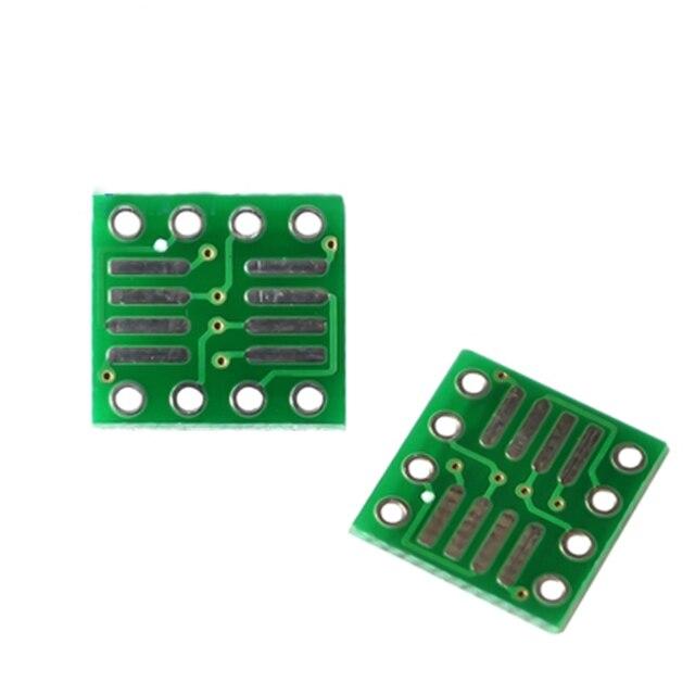 Placa adaptadora de cuerpo ancho sin plomo so/msop/tssop/sop/ sop8 a dip8