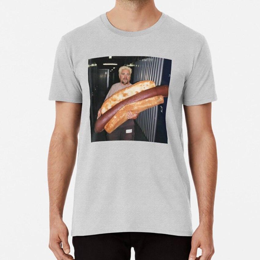 Guy Fieri And His Wieney T Shirt Guy Fieri Flavortown Hot Dog Guy Fieri Hotdog