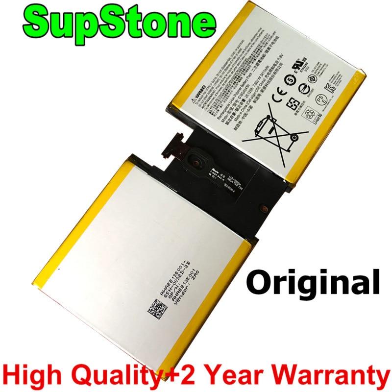 SupStone-بطارية كمبيوتر لوحي أصلية جديدة G16QA043H 2ICP4/76/76 ، لجهاز Microsoft Surface Go 1824 4415Y ، شحن مجاني