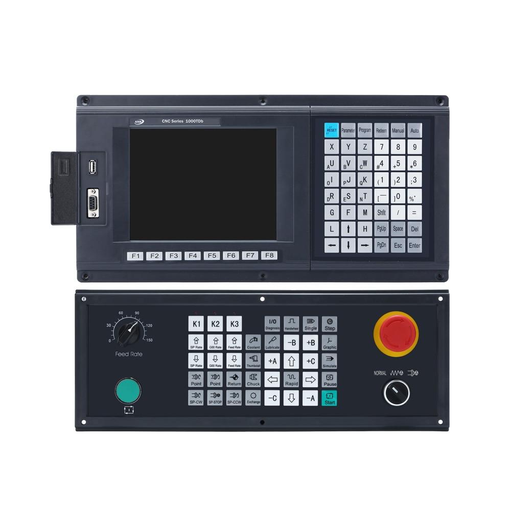 SZGH أفضل سعر 4 محور CNC تحكم طحن usb CNC1000MDb plc و ATC ل راوتر كاملة كيت