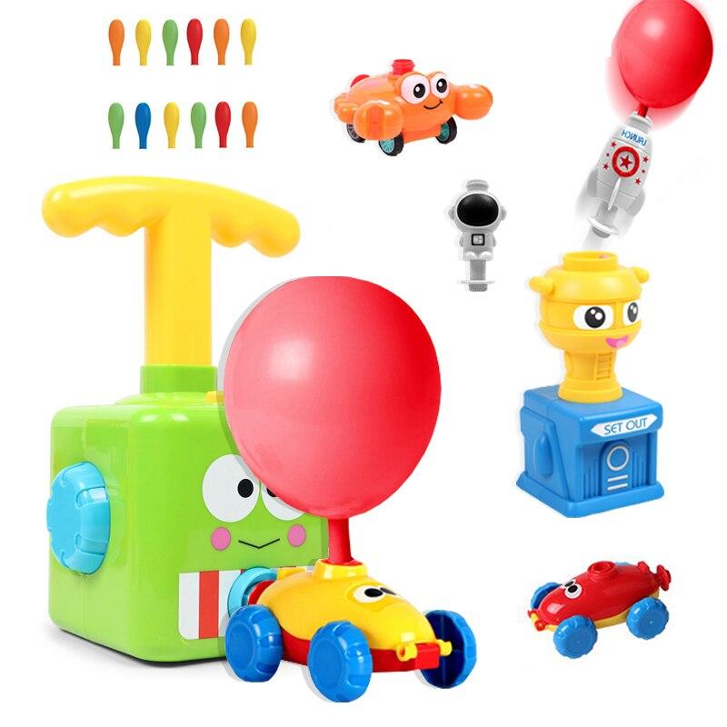 Лидер продаж-лего для обучения, сборный науки Мощность шар автомобилей просвещение игрушки для экспериментов весело инерционная Запуск ба...