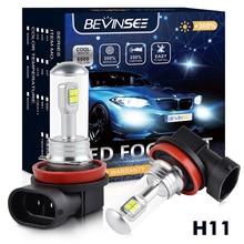 H8 H11 LED Phares Antibrouillard Ampoule 6500K 80W 1500LM Auto Antibrouillard Pour Audi A3 A4 A5 A6 A8 Quattro allroad Q3 Q5 Q7 RS4 S4 S5 S6 S8 SQ5