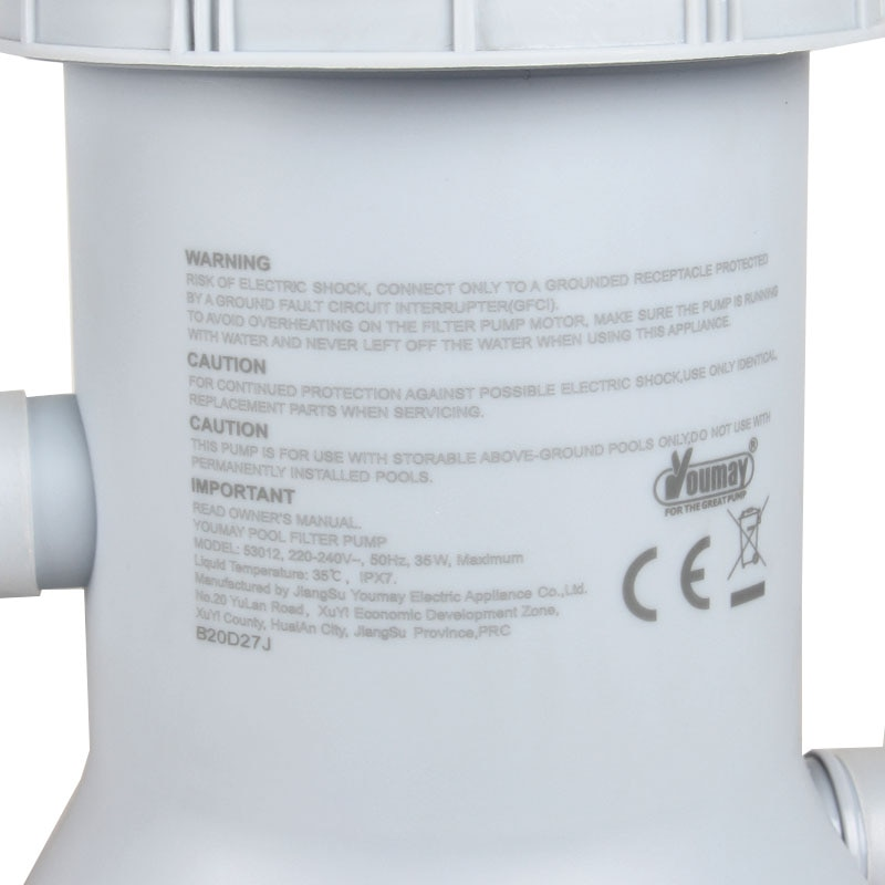 220v filter pump above ground pool metal frame piscine inflatable easy pool water filtration swimming pool enlarge