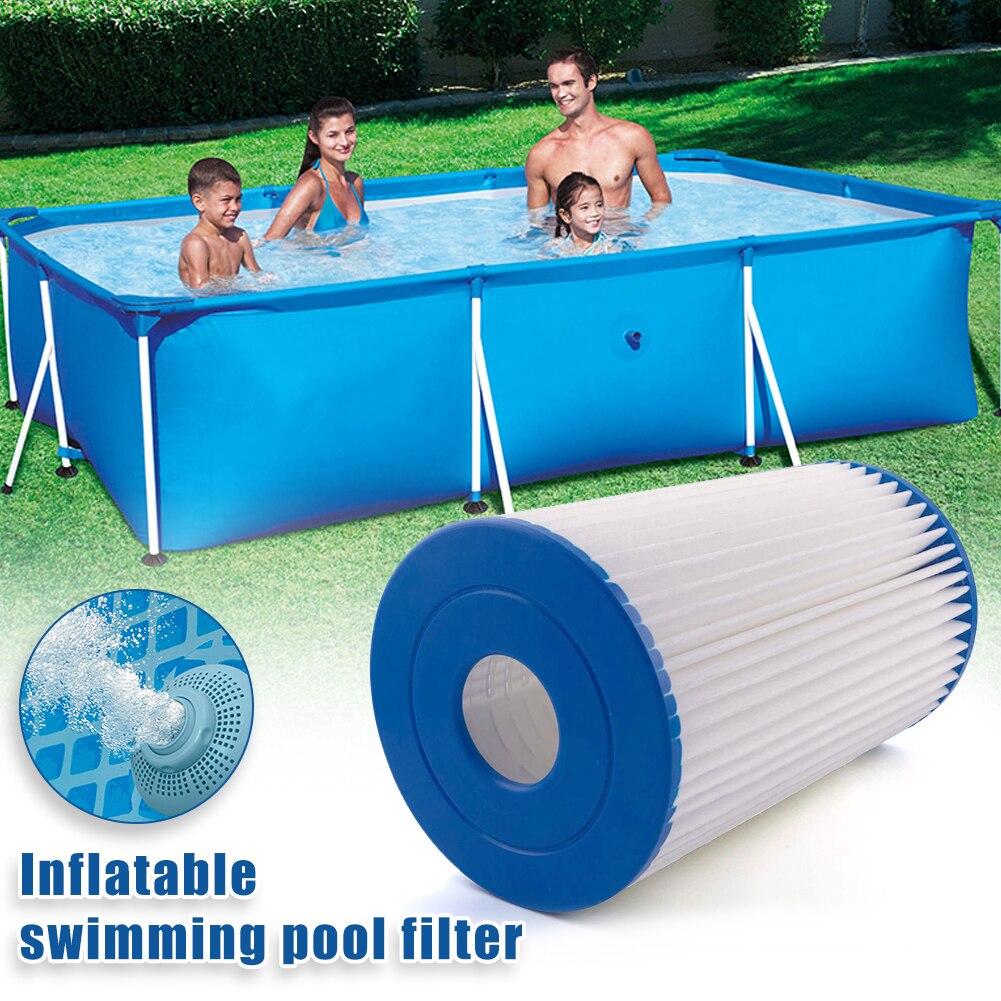 Swimming Pool Filter Cartridge SIZE Intex B Replacement Filter Cartridge For 29005e PUMP TYPE B Pump Swimming Pool Filter Net