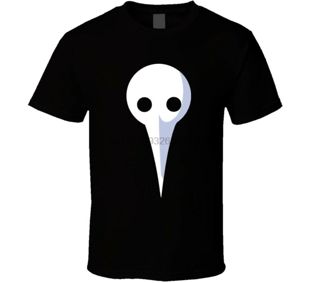 Camiseta mascarilla atemporal Doctor Plague Beak (1)