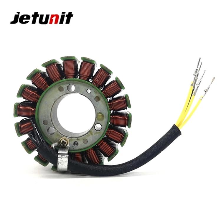 Jeitski Parts Stator for Seadoo 420887951 GTI RFI/GTI LE RFI/GTX RFI/GSX RFI/GTX DI/RX DI /3D RFI 1998 1999 2000 2001 2002 2003