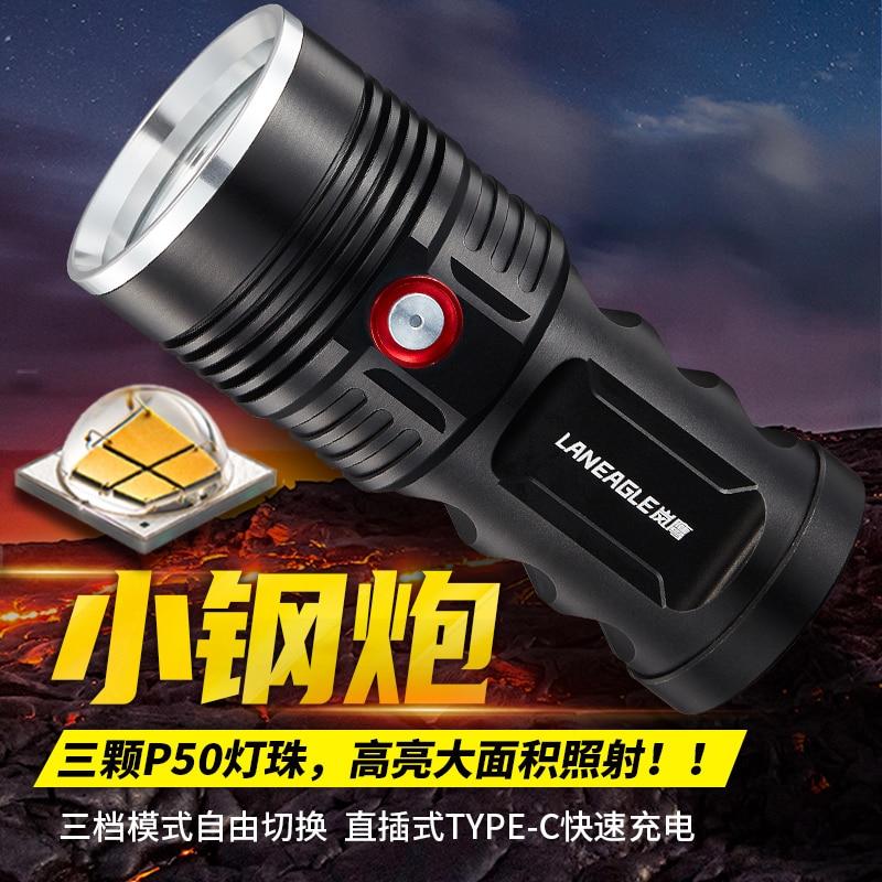 grande lanterna portatil ao ar livre comboio de longa distancia rapida poderosa lanterna