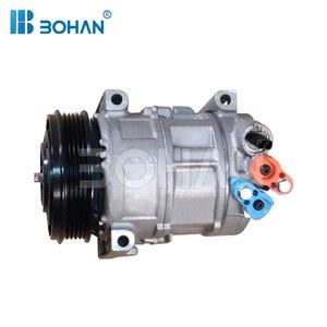 auto a/c compressor for FIAT GRANDE PUNTO (2005 - 2012) 5D337-5500 447190-2150 447190-9700 55194880 DCP09016 DCP09020 BH-FT115