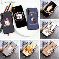 final fantasy moogle verse phone case for xiaomi redmi note 7 8 9 pro 8t 9s mi note 10 lite pro
