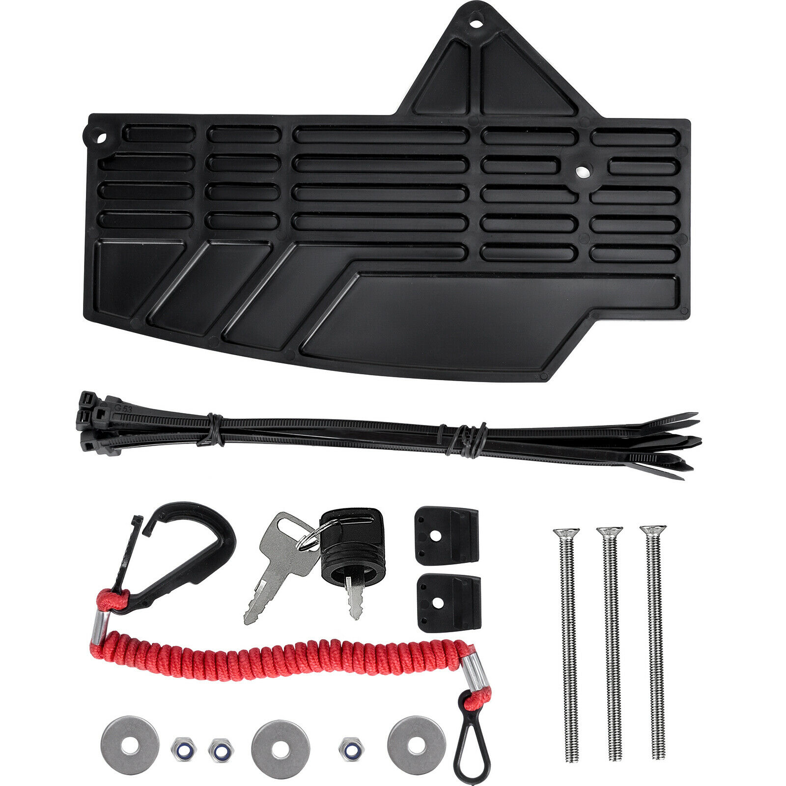 Remote Control Box for Mercury Outboard 881170A15 Side Mount Trim & Tilt 8 Pin enlarge