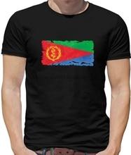 Eritrea Flag Mens T-Shirt - Asmara - Africa - Country - Travel - Flags - Gift