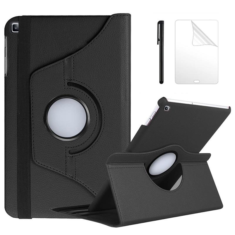 Para huawei matepad t10s 10.1 AGS3-W09 l09 caso capa protetora caso de couro genuíno para matepad t10s tablet caso + filmpen