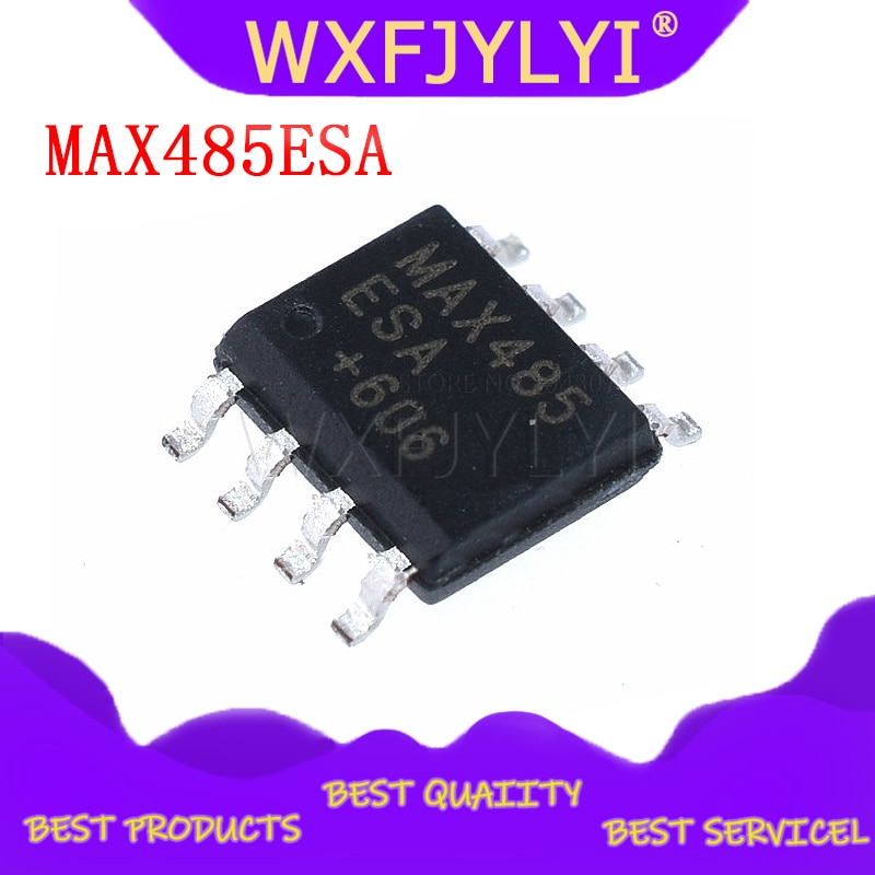 10 teile/los MAX485ESA MAX485 SOP-8 RS422/RS485 MAX485
