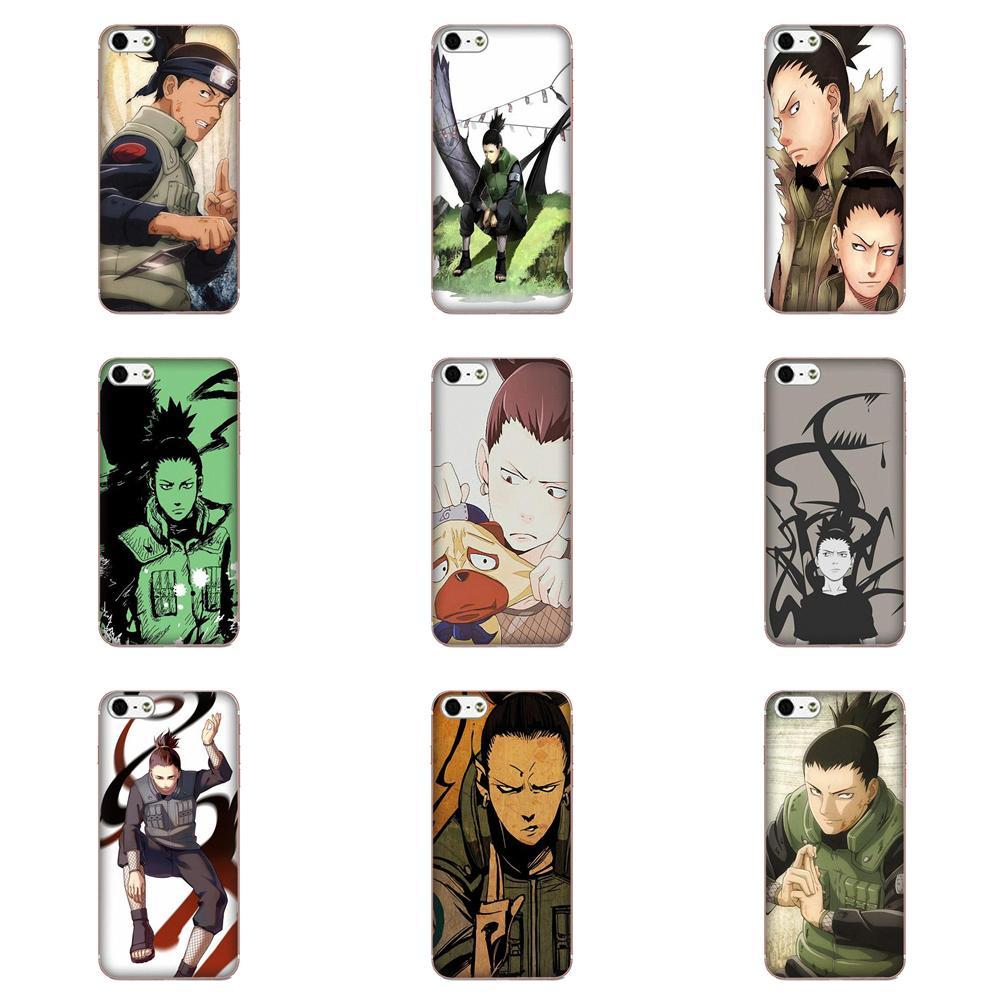 Shikamaru, Naruto Shipuden, para Galaxy J1, J2, J3, J330, J4, J5, J6, J7, J730, J8, 2015, 2016, 2017, mini Pro, estampado artístico suave