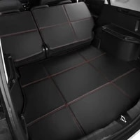 waterproof boot back seat carpets durable custom special car trunk mats for acura mdx rdx zdx rl tl ilx tlx rlx nsx