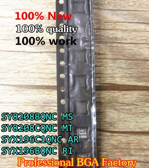 1 Uds nuevo SY8208BQNC MS SY8208CQNC MT SYX196C1QNC AR SYX196BQNC RI