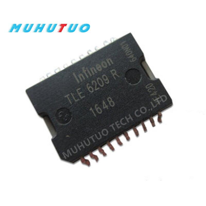 10 шт. TLE6209R TLE6209 HSOP-20 Автомобильный бортовой компьютер уязвимых IC Блок