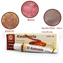 5g Vietnam Kedermfa 100% Original Snake Oil Hand Skin Face Care Cream For Burn Scald Skin Cracking E