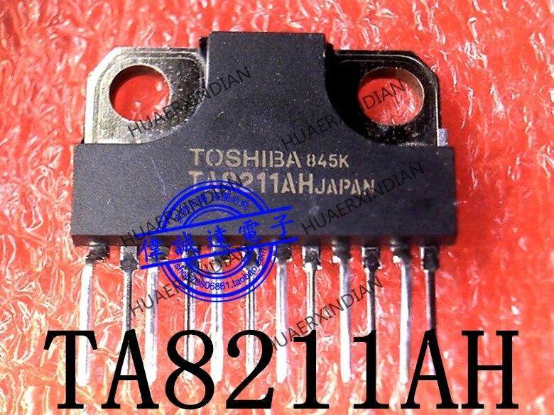 1 piezas nuevo Original IC TA8211AH TA8211 ZIP-12 en stock imagen real