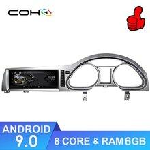 Для Audi Q7 Rhd Android 9,0 Octa Core 6 + 128G Gps навигация автомобильный Dvd плеер Мультимедиа Радио