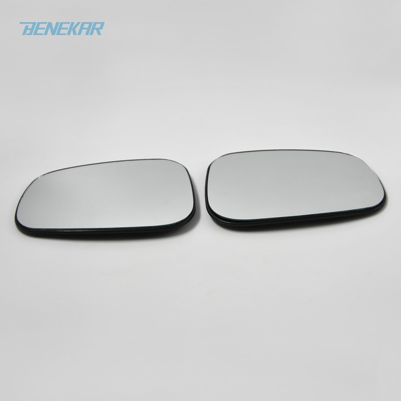 Benekar, espejo Retrovisor lateral para coche, Lente de Cristal, espejo retrovisor para Suzuki Swift 2006-2015