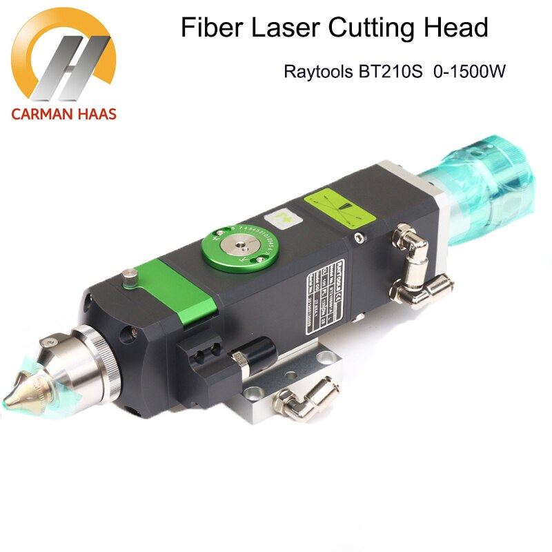 Raytools BT210S  800w Fiber Laser Cutting Heads for BODOR HSG Fiber Laser Cutting Machine enlarge