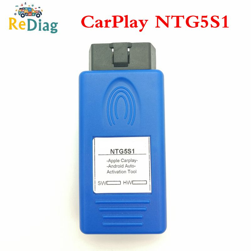 Hot Sale For Apple CarPlay NTG5S1/NTG5ES2 and Android Auto NTG5S1 activation tool for Mercedes/Benz NTG5 S1 NTG5ES2